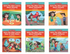 Astro the Alien Learns about Emotions (6 books) - Paperback
