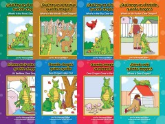 A Complete Set: Dear Dragon Bilingual Set 2 (8 books)