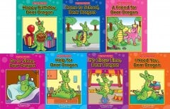 A Complete Set: A Day with Dear Dragon (7 books)