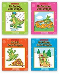 Read Along Go Reader Volume 2: Dear Dragon's Seasons