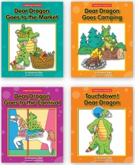 Read Along Go Reader Volume 1: Dear Dragon Steps Out