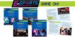 A Complete Set 2: E-Sports: Game On! (4 books)