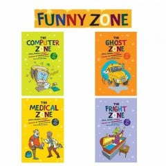 The Funny Zone - Set 3 (4 books)