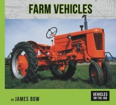 Farm Vehicles - eBook-Library
