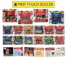 A Complete Set: First Touch Soccer (16 books)