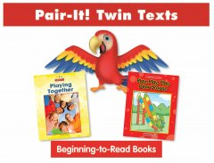 Play Pair-It! Twin Text Take Home Pack (2 Book Set) - Paperback