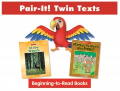 Woods Pair-It! Twin Text Take Home Pack (2 Book Set) - Paperback