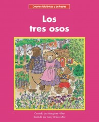 Los tres osos - eBook-Library