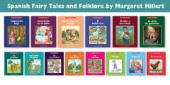 A Complete Set: Spanish Fairy Tales & Folklore (14 books) - Paperback