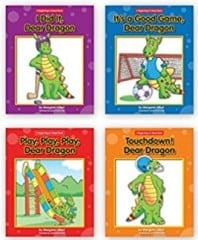 Read Along Go Reader Volume 3: It's Time to Play, Dear Dragon - Paperback