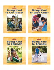 Read and Discover - Social and Emotional Learning Set (4 books) - Paperback