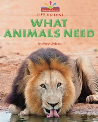 What Animals Need - eBook-Classroom