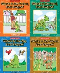 A Complete Set: Dear Dragon What's In? (4 books)