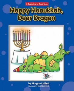 Happy Hanukkah, Dear Dragon - Paperback