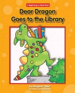 Dear Dragon Goes to the Library - eBook