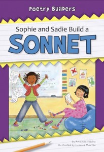 Sophie and Sadie Build a Sonnet - eBook-Library