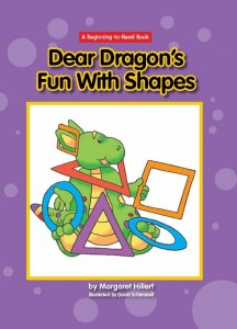 Dear Dragon's Fun with Shapes - eBook-Library