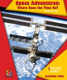 Space Adventures: Where Does the Time Go? - eBook-Classroom