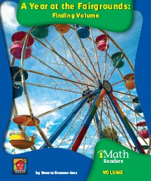 A Year at the Fairgrounds: Finding Volume - eBook-Classroom