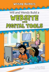 Will and Wendy Build a Website with Digital Tools - eBook-Classroom