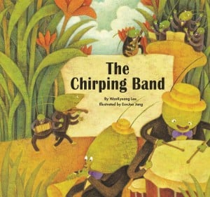 The Chirping Band - eBook-Library