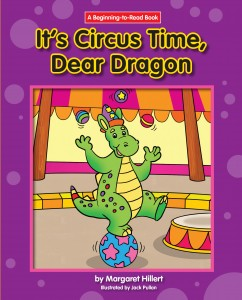 It's Circus Time, Dear Dragon - eBook-Classroom