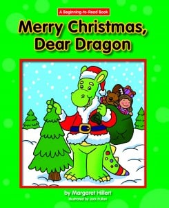 Merry Christmas, Dear Dragon  - Paperback
