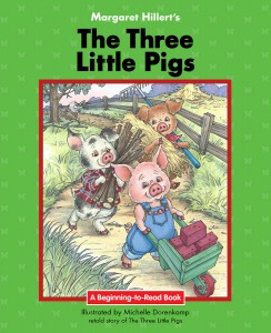 Three Little Pigs, The - Paperback