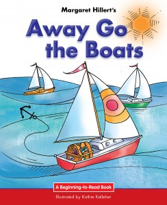 Away Go the Boats - eBook-Library