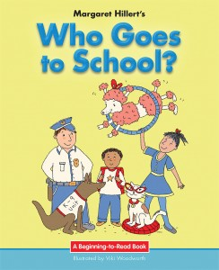 Who Goes to School? - Paperback