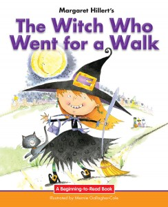 Witch Who Went for A Walk, The - Paperback