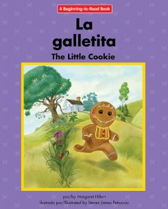 La galletita / The Little Cookie - eBook - Classroom
