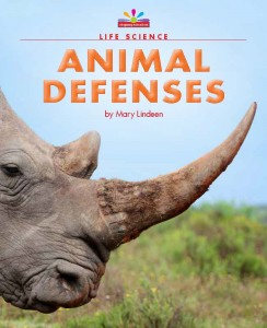 Animal Defenses - eBook-Library