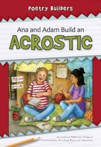 Ana and Adam Build an Acrostic - Paperback