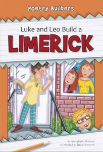 Luke and Leo Build a Limerick - Paperback