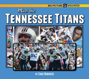 Meet the Tennessee Titans - eBook-Library