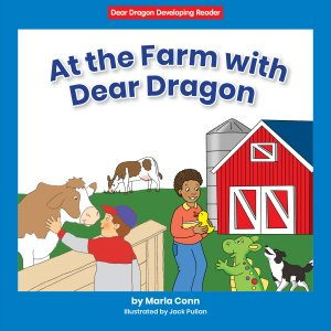 At the Farm with Dear Dragon - Paperback