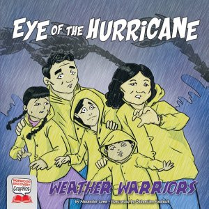 Eye of the Hurricane- Paperback