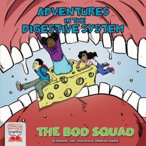 Adventures in the Digestive System - eBook - Classroom
