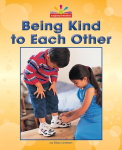 Being Kind to Each Other - eBook - Library