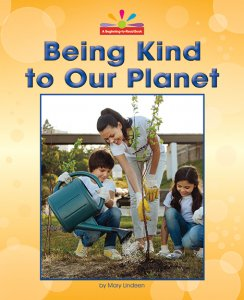 Being Kind to Our Planet - eBook - Classroom