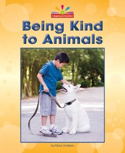 Being Kind to Animals - eBook - Classroom