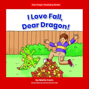 I Love Fall, Dear Dragon! (Level B) - eBook - Classroom
