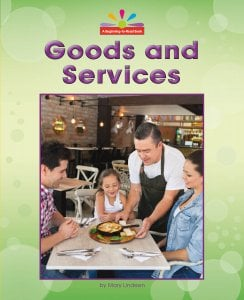 Goods and Services - eBook-Library
