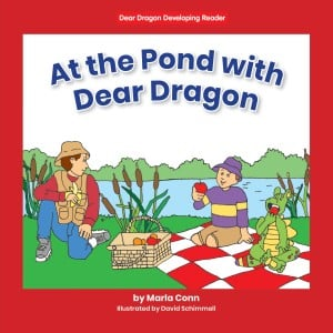 At the Pond with Dear Dragon - Paperback