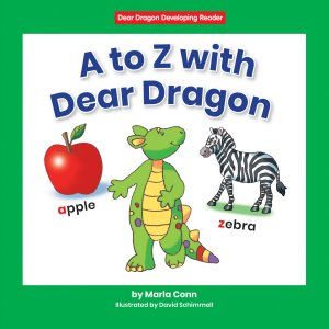 A to Z with Dear Dragon - eBook-Library