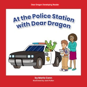 At the Police Station with Dear Dragon - Paperback