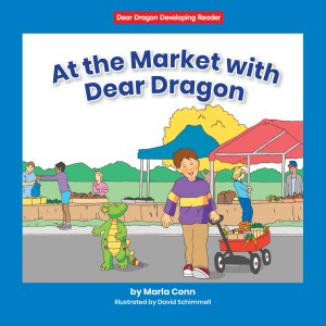At the Market with Dear Dragon - Paperback
