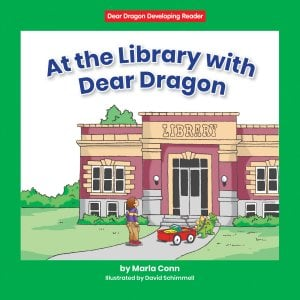At the Library with Dear Dragon - eBook-Classroom
