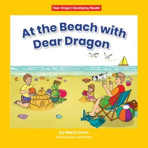 At the Beach with Dear Dragon-eBook-Library